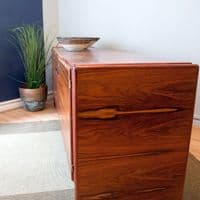 1970s Rosewood Sideboard by Brouer, Denmark